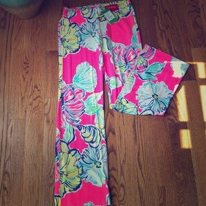 Brand NWT, size S, Lilly Pulitzer Lounge Pants 😍